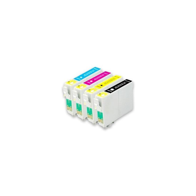Epson 16XL (T1636) multipack (varumärket Refillbutiken)