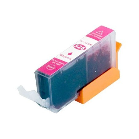 CANON CLI526 magenta bläckpatron kompatibel