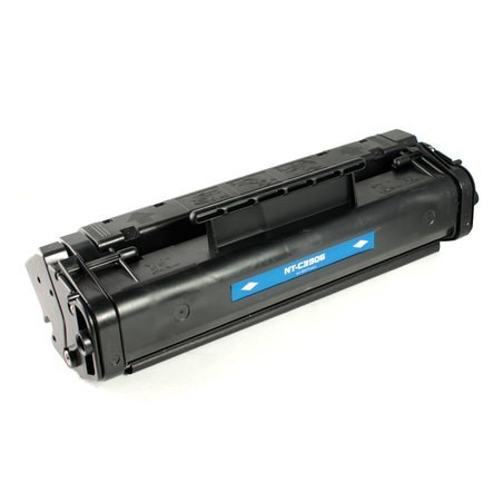 HP C3906A svart lasertoner kompatibel