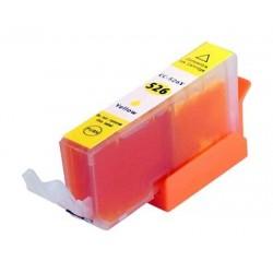 CANON CLI526 gul bläckpatron kompatibel