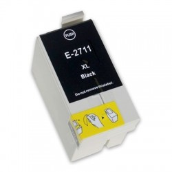 EPSON 27XL svart bläckpatron kompatibel