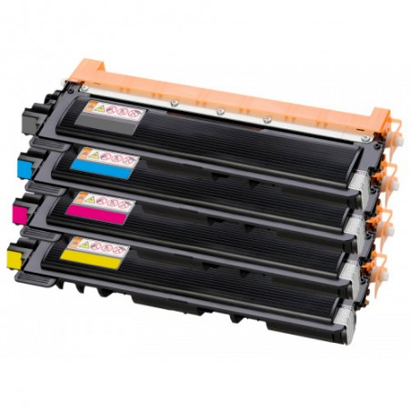 BROTHER TN230 lasertoner set kompatibla