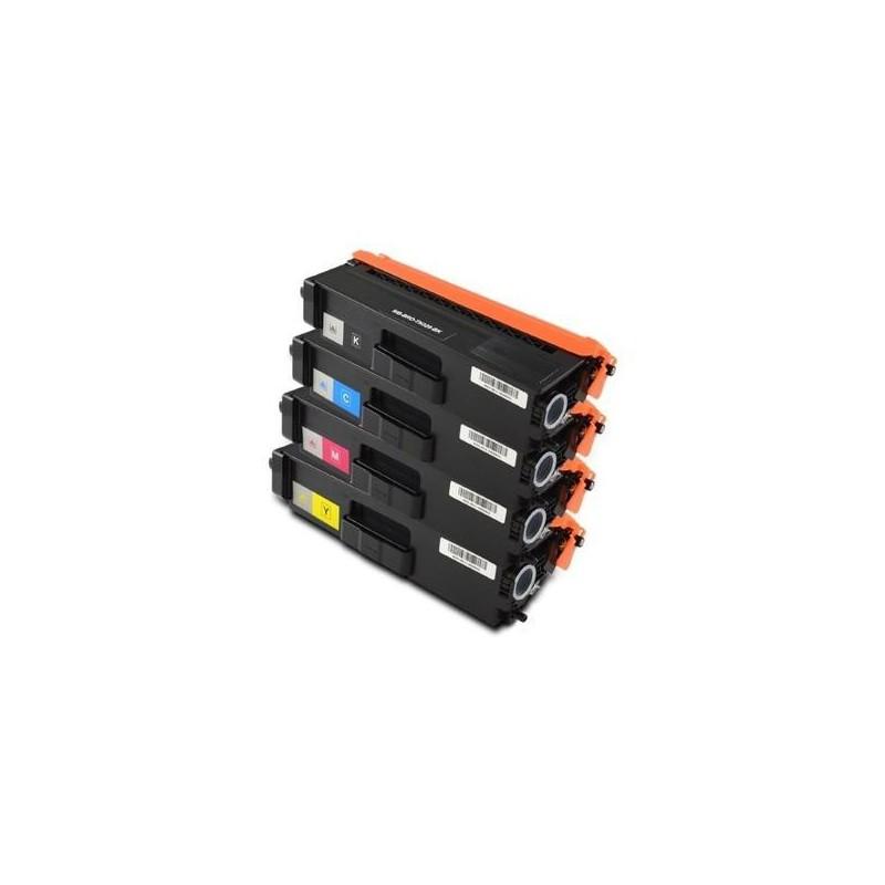 BROTHER TN326 lasertoner set kompatibla