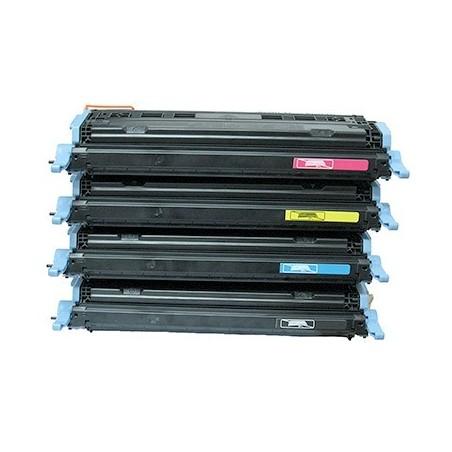 CANON 707 4-pack lasertoner set kompatibla