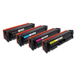 CANON 731 lasertoner set kompatibla