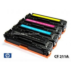 HP CF210X CF213A 4-pack lasertoner set kompatibla