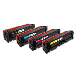 CANON 701 lasertoner set kompatibla