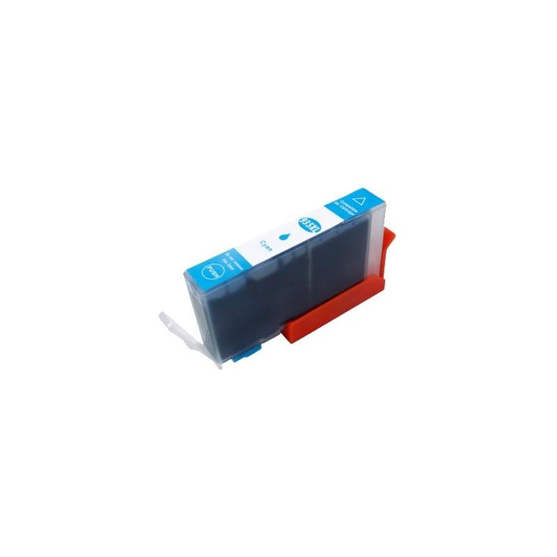 HP 935XL cyan bläckpatron kompatibel