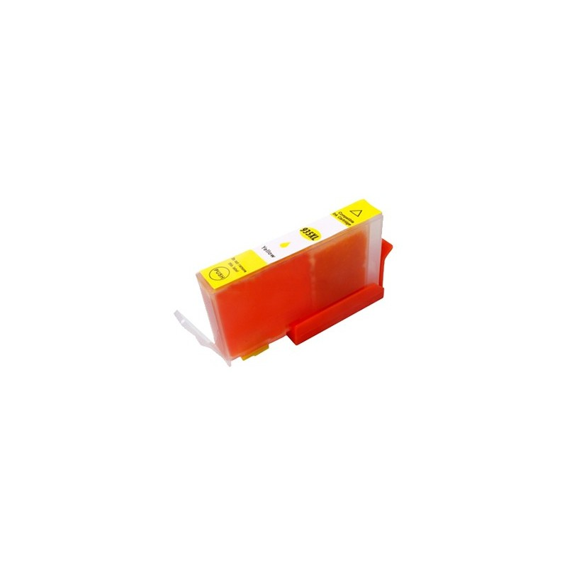 HP 935XL gul bläckpatron kompatibel