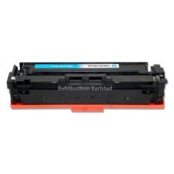 HP CF401X cyan lasertoner kompatibel
