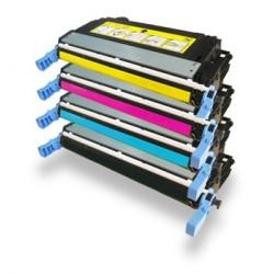 HP CB400A CB403A 4-pack lasertoner set kompatibla
