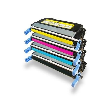 HP CB400A-CB403A lasertoner set kompatibla