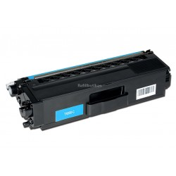 BROTHER TN900 cyan lasertoner kompatibel