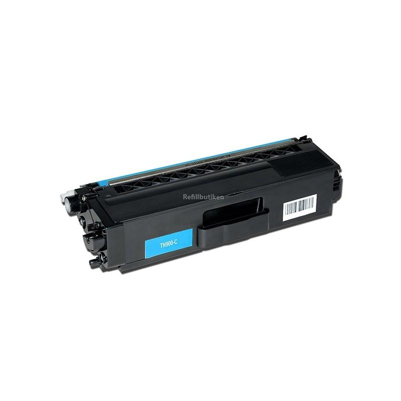 BROTHER TN900 cyan lasertoner kompatibel