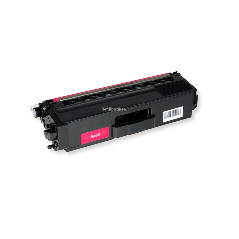 BROTHER TN900 magenta lasertoner kompatibel