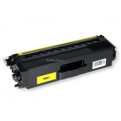 BROTHER TN900 gul lasertoner kompatibel