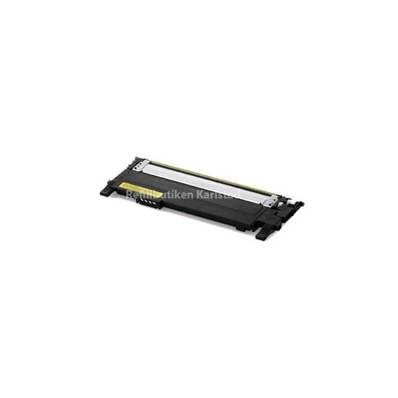 SAMSUNG CLTY404S gul lasertoner kompatibel