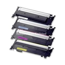 SAMSUNG CLTP404C lasertoner set kompatibla
