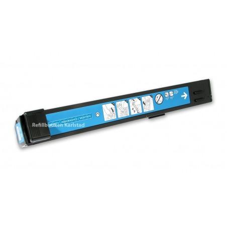 HP CB381A cyan lasertoner kompatibel