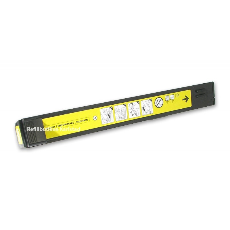 HP CB382A gul lasertoner kompatibel