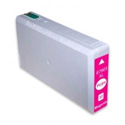 EPSON 79XL magenta bläckpatron kompatibel
