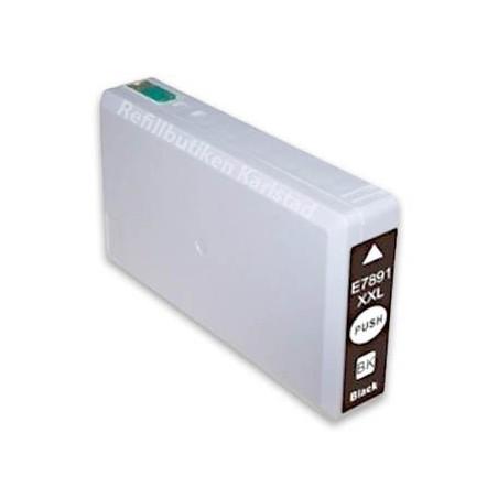 EPSON T7891XXL svart bläckpatron kompatibel