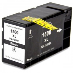 CANON PGI1500XL svart bläckpatron kompatibel