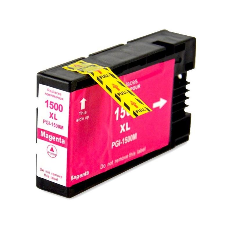 CANON PGI1500 XL magenta bläckpatron kompatibel