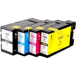CANON PGI1500XL bläckpatroner multipack 4-pack kompatibla