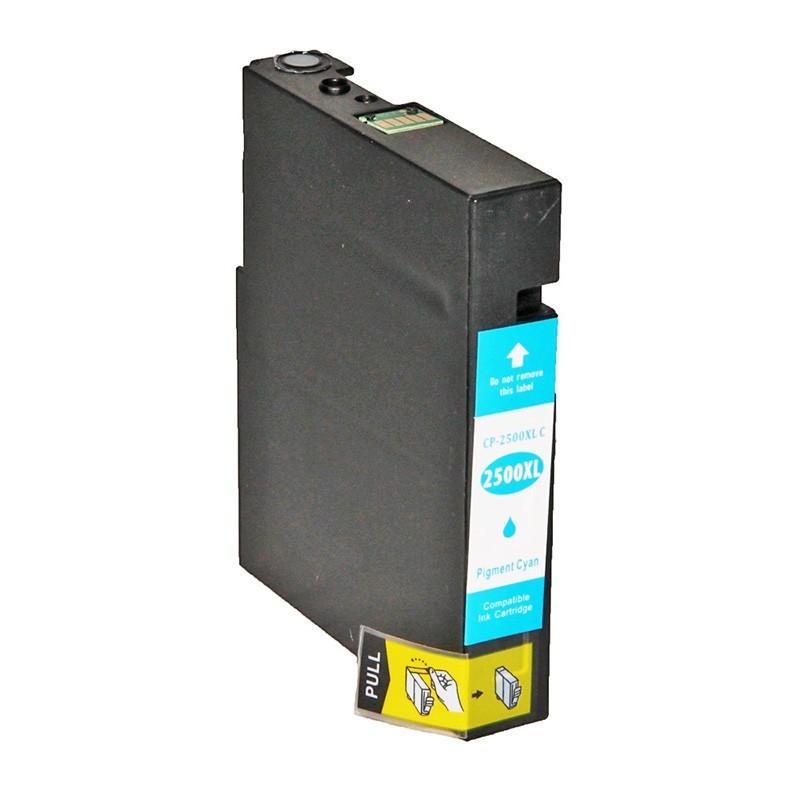 CANON PGI2500XL cyan bläckpatron kompatibel