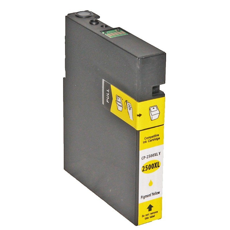 CANON PGI2500 XL gul bläckpatron kompatibel