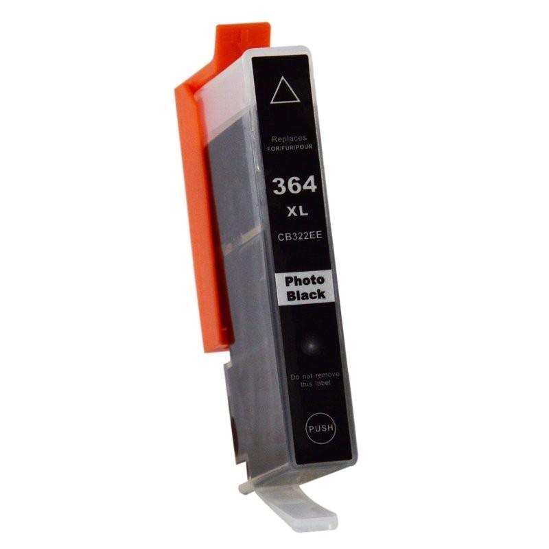 HP 364XL fotosvart bläckpatron kompatibel