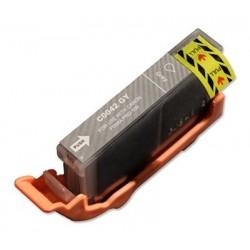 CANON CLI42GY grå bläckpatron kompatibel