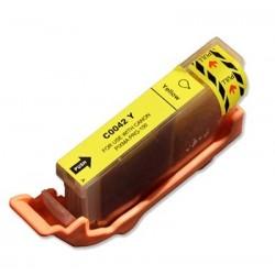 CANON CLI42Y gul bläckpatron kompatibel