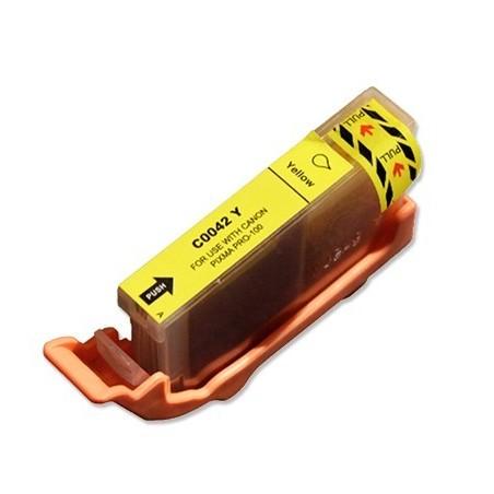 CANON CLI42 gul bläckpatron kompatibel