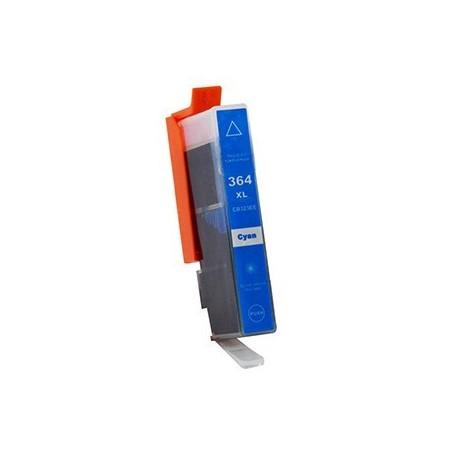 HP 364XL cyan bläckpatron kompatibel