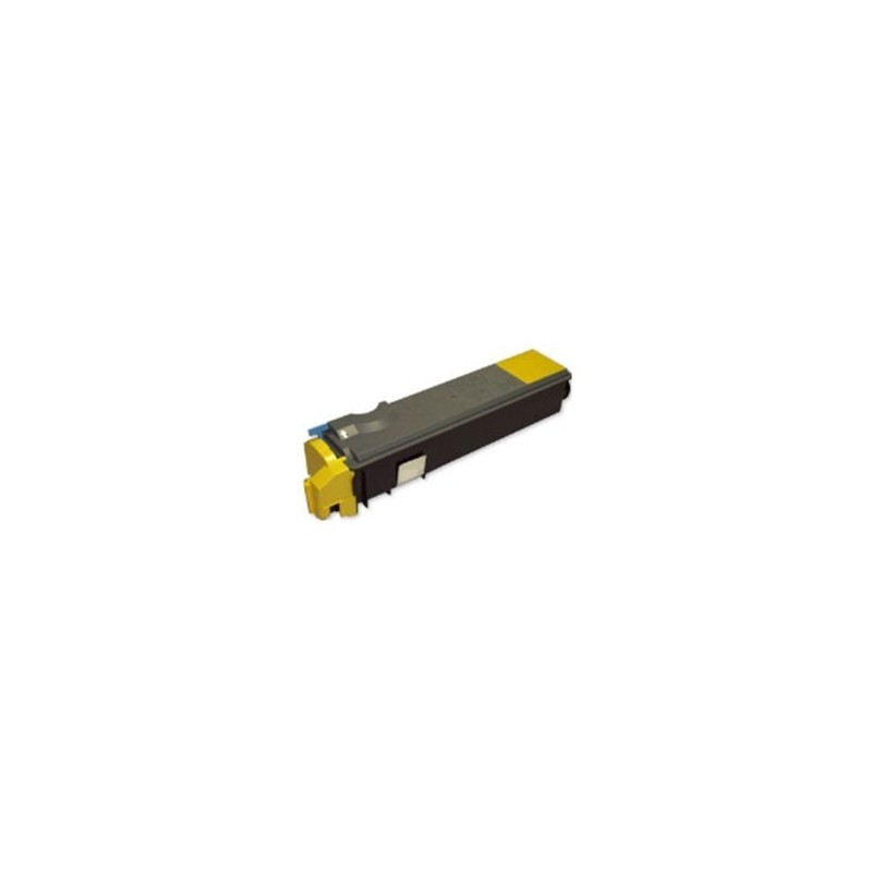 KYOCERA TK520Y gul lasertoner kompatibel