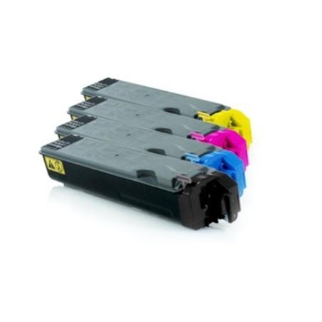 KYOCERA TK520 lasertoner set kompatibla