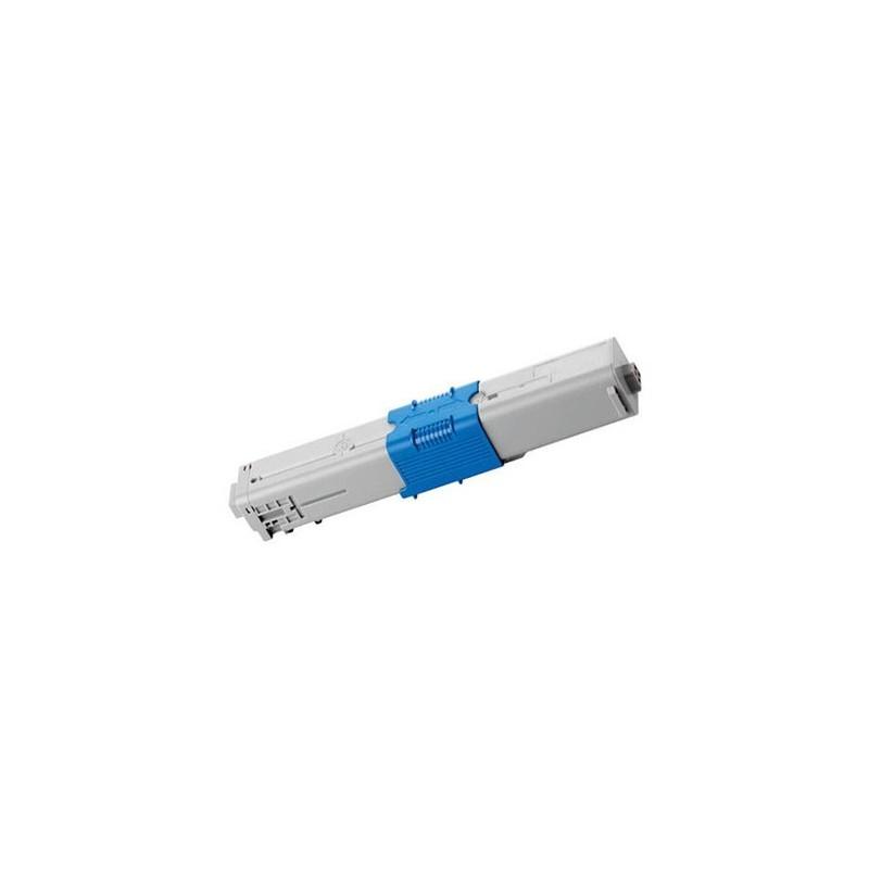 OKI 44973533 gul lasertoner kompatibel