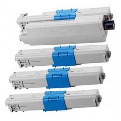 OKI 44973536-33-34-35 lasertoner set kompatibla