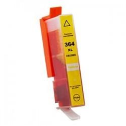 HP 364XL gul bläckpatron kompatibel