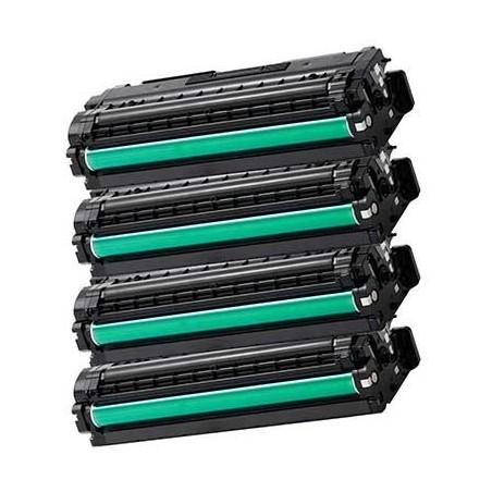 SAMSUNG CLT506L lasertoner set kompatibla