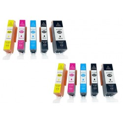 CANON CLI521 bläckpatroner multipack 10 pack kompatibla