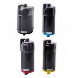 SAMSUNG CLP350 lasertoner set kompatibla