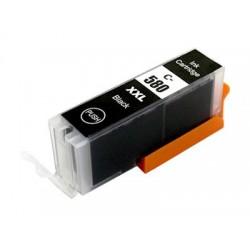 CANON PGI580PGBK XXL svart bläckpatron kompatibel