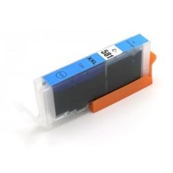 CANON CLI581XXL cyan bläckpatron kompatibel