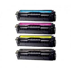 SAMSUNG CLTP504 4-pack lasertoner set kompatibla