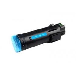 XEROX 6510/6515 cyan lasertoner kompatibel