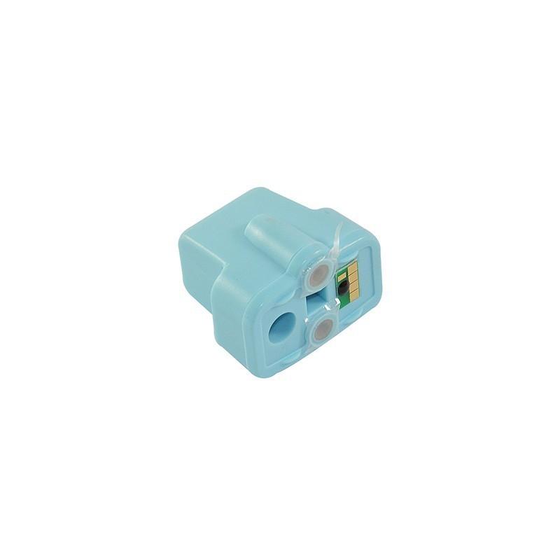 HP 363XL fotocyan bläckpatron kompatibel