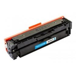 HP CF411X cyan lasertoner kompatibel